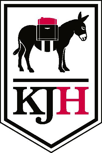 Kreuzjochhaus Logo und CI