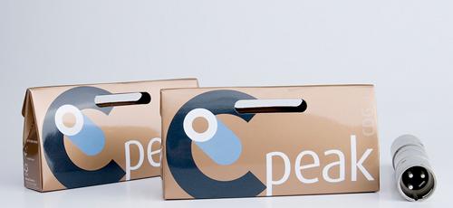 Verpackungsdesign Adapter
